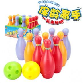 欧锐大号儿童保龄球 锻炼宝宝动手能力 开发智力运动玩具安全无毒