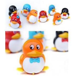 上链QQ企鹅 热卖发条企鹅小玩具 六一儿童节小礼品 公司赠品首选