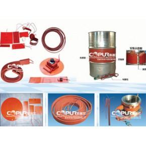 油桶加热器 硅橡胶加热带 硅橡胶加热器