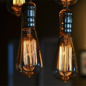 鹰豪  个性复古爱迪生钨丝灯泡 创意装饰过道酒吧 招代理