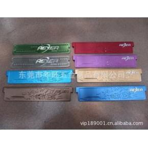 订做精致电子产品铝壳 金属外壳 冲压折弯加工