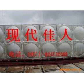 不锈钢水箱 屋顶生活水箱