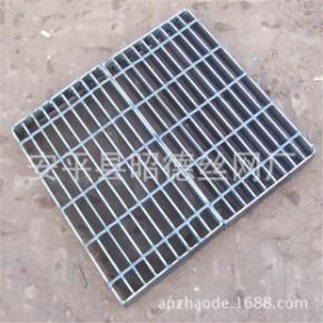 沟盖板 地沟版 热镀锌钢格板 各种异型钢格栅板
