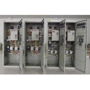 ABB变频消防喷淋智能巡检水泵控制柜——