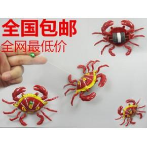 包郵拉線爬蟲玩具 拉線動物系列 新奇特 慣性批發夜市熱銷23021
