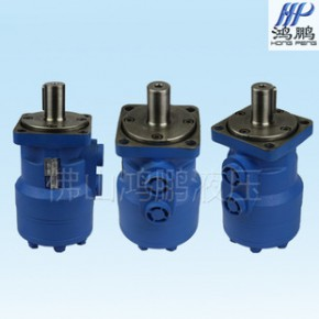 BMR系列 液压摆线马达 BMR50/80/160/200/250/315/400 四孔安装