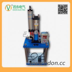 YDQDD-8T四柱液压增压压力机台式气动冲床加工定做
