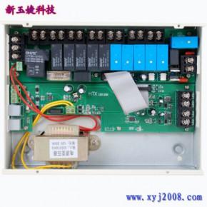 酒店客房智能灯控系统主机,非联网酒店智能控制配电箱带温控