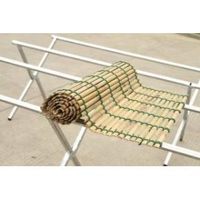 折叠地摊货架1.0米/2.0米/2.5米/3.0米空架竹席 摆摊工具地摊货架