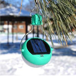淘宝代发货 N300太阳能灯泡 户外帐蓬灯 智能小夜灯 全球