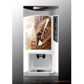 以勒F303V全自动投币式咖啡机 办公室商场中西餐厅专用咖啡饮料机