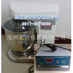 孔道压浆剂系列产品水泥压浆高速搅拌机拌和机制浆机沧州宏升仪器