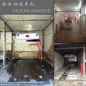 汽车清洗设备-无接触洗车机优点-无接触洗车机
