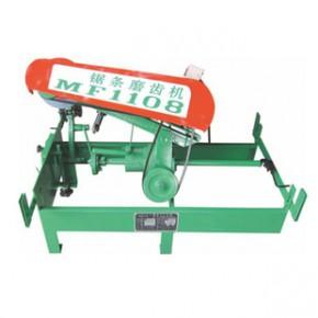新爱达机械厂家直销 MF1108带锯条磨齿机 专业全自动磨齿机