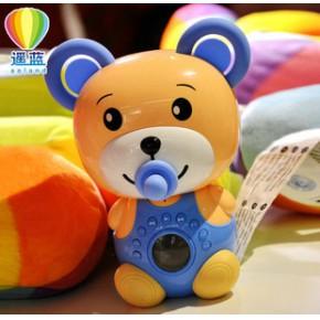 遥蓝美美熊早教故事机V3美美兔故事机早教机婴幼玩具8G