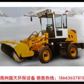 滚刷式扫雪机 新天科技各式机型可定制 配件齐全