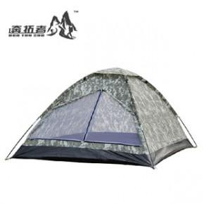 便携式帐篷户外双人单层帐篷 情侣休闲野营帐篷 儿童游戏沙滩帐篷