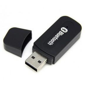 USB蓝牙音乐接收适配器 车载音频蓝牙播放器 家庭音频接收器