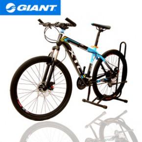 组装捷安特山地车XTC自行车atx777碟刹27速变速铝合金车