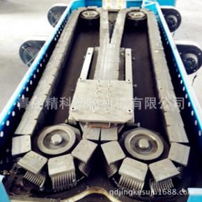 配套批发精科牌优质PE塑料波纹管生产设备用的成型机