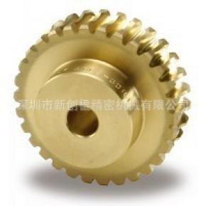 加工 高品质黄铜蜗轮蜗杆