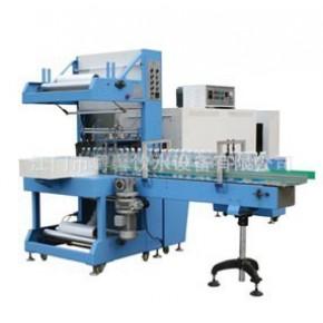 PE膜热收缩包装机 矿泉水含气饮料包装机械设备生产线 PE膜包机