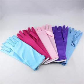 儿童装饰手套 冰雪奇缘儿童手套 冰雪奇缘手套 5种颜色
