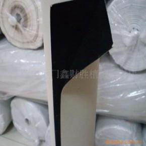 相框背板纸 100%尼龙黑色卡纸纸绒 静电植绒工艺白板纸纸绒