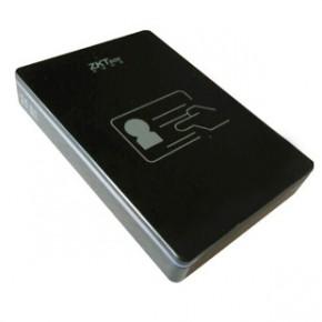 中控ID100台式二代身份证阅读器 二代证读卡器