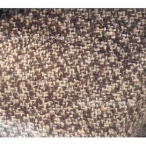 白菜价处理粗纺毛料 毛昵布料 毛料