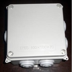 数字型接线盒 新光塑料 防水仪表盒