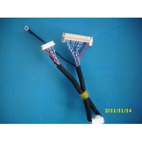 LVDS CABLE连接线 电脑显示器连接线 液晶显示器连接线