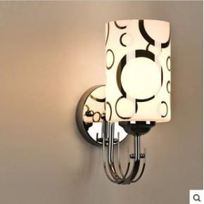 灯饰厂家  酒店客房双头壁灯欧式LED床头壁灯  欧式水晶灯