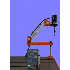 电动攻丝机 伺服数控攻牙机 摇臂式套扣机M3-12-16-30