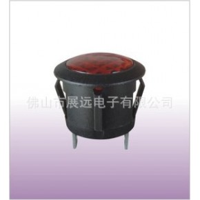 16A大电流插端子安装的圆形指示灯