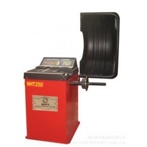 轮胎动平衡机 汽修轮胎平衡机 汽车维修设备 带保护罩