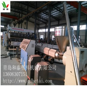 PE塑料板材设备,PP板材挤出生产线,塑料机械制造设备