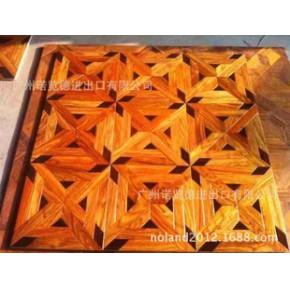 定制艺术拼花地板西餐厅欧式地板复合拼花地板