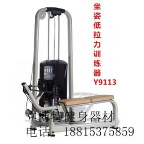 商用力量型下拉力器 大型室内肌肉锻炼器械 运动健身器材