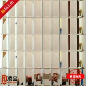 新品条形玻璃马赛克 酒店KTV走廊大厅装饰 家庭装修 价格优惠