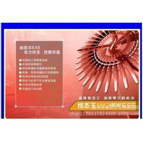 正版组态王无限点 运行版 6.55版本  厂家授权 工程余货