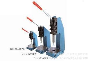 進口GOODHAND臺灣嘉手牌快速夾鎖緊器工裝夾具推拉式GH-30600PR