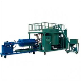 ZLE系列废油再生处理设备
