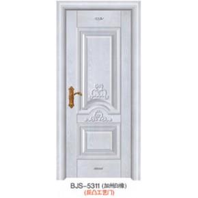 反凸钢木门  拼装门 钢质室内门  房门