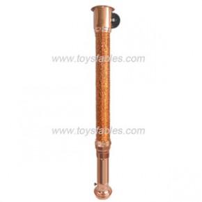 铜色排烟软管 不锈钢韩式烧烤排烟管 日式烧烤上排烟软管