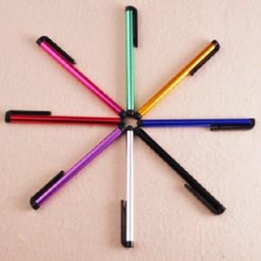 手机通用 智能炫彩触屏电容笔手写笔触控笔