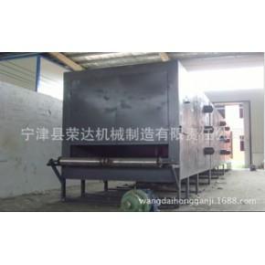 网带烘干机 带式干燥设备 渔网烘干机