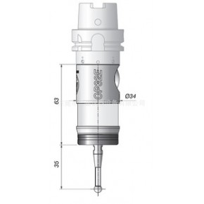 MARPOSS马波斯 OP32E小型加工中心用光学测头-