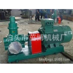 定制碳钢材质齿轮的KCB-1600大流量输送柴油泵
