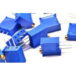 3296W-102(1K)精密可调高电位器